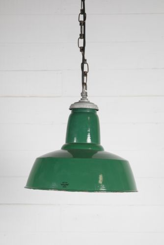 Maxilume Enamel Light & Maxilume Enamel Light - Vintage and retro kitchens lighting and ...