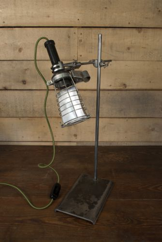 Inspection lamp table light