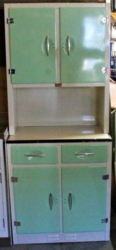 House Proud Aluminium Kitchen Dersser Vintage And Retro Kitchens