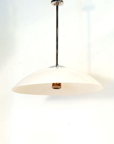 Elegant set of pendant lights