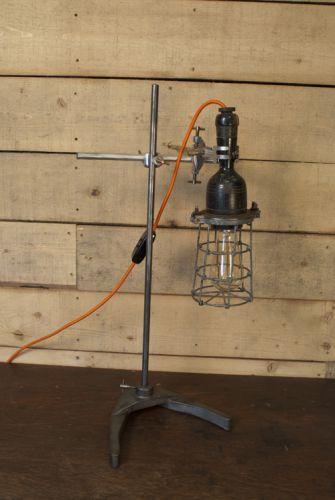 Vintage Inspection Lamp