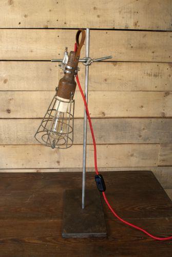 Inspection lamp table light