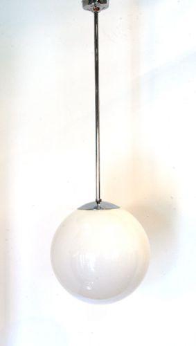 Opaline glass globes